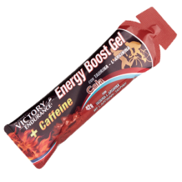 ENERGY BOOST GEL+CAFFEINE 42g