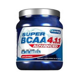 SUPER BCAA ADVANCED 4.1.1  400 TABS