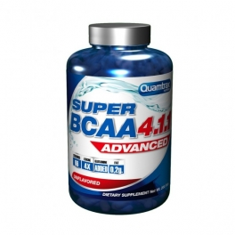SUPER BCAA ADVANCED 4.1.1  200 TABS