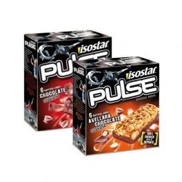 PULSE ENERGY BAR 6X23g